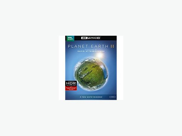 WANTED: Planet Earth II UHD 4k