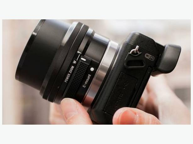 SONY E 16-50 OSS for A6000,6300,6500 / brand new