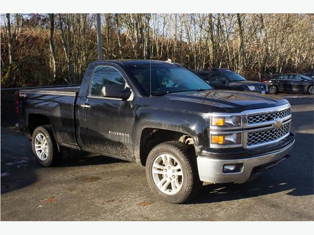 2014 Chevrolet Silverado 1500 LT | Remote Start | Tonneau Cover | Backup Cam