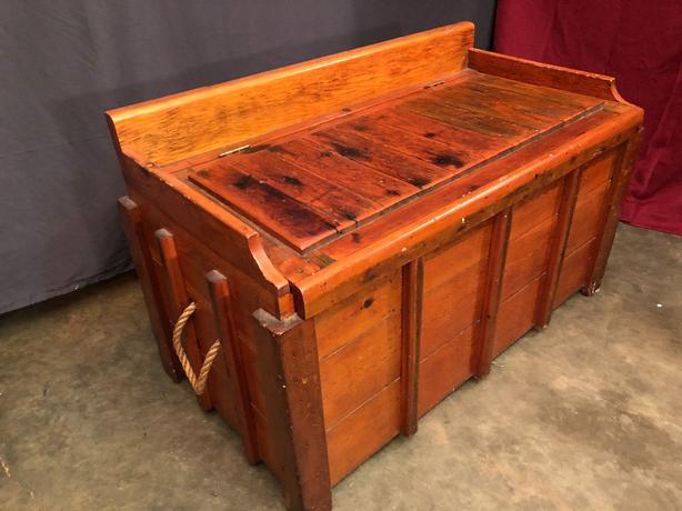 Solid Wood Trunk