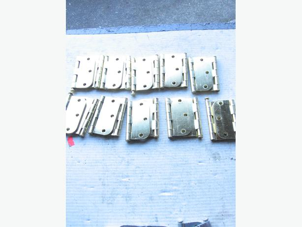 DOOR HINGES & STRAP HINGES.   (010 4311)   **