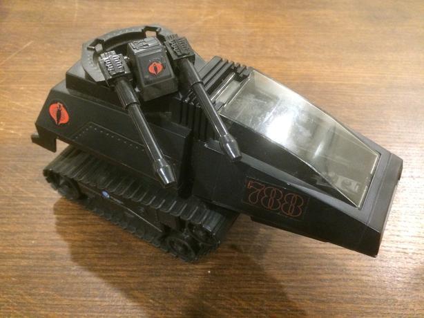 GI Joe / Cobra HISS Tank