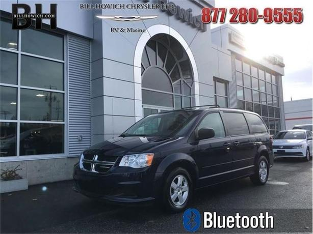 2012 Dodge Grand Caravan SE/SXT - Air - Rear Air - $109.02 B/W