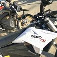 2018 Zero FX ZF7.2  Electric Dual Sport Motorcycle