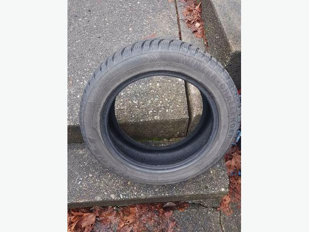 4 M&S Tires $150 OBO