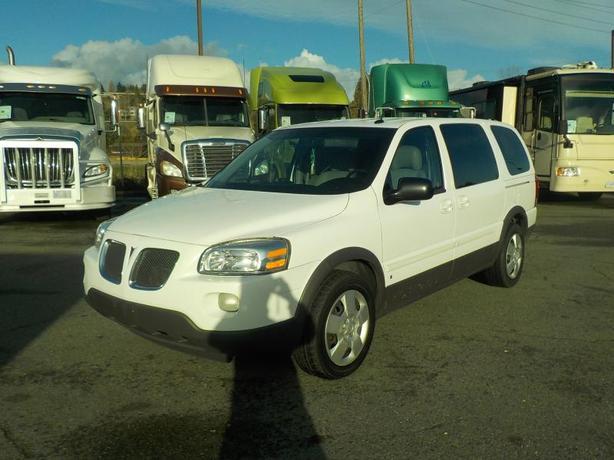 2009 Pontiac Montana SV6 7 Passenger