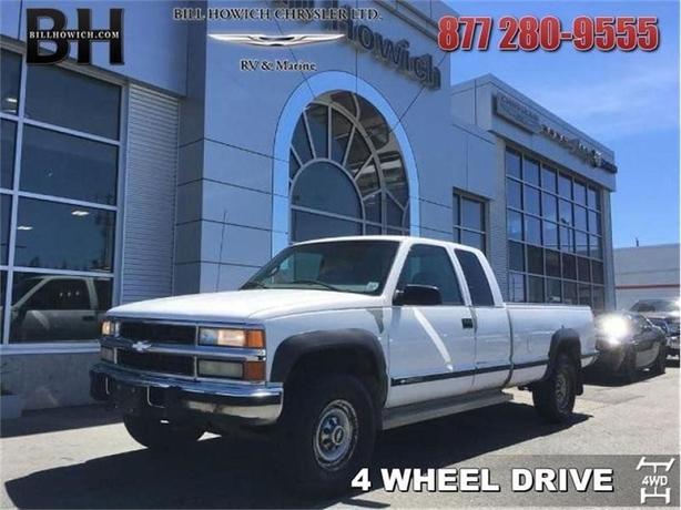 2000 Chevrolet C/K 2500 4whdr