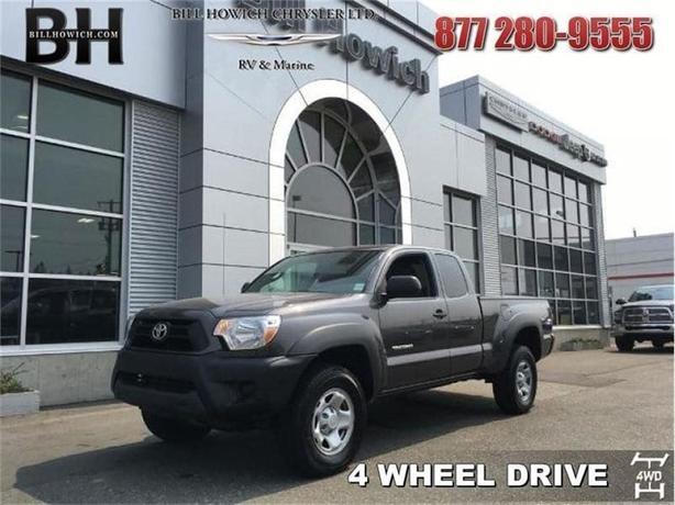 2013 Toyota Tacoma Base - $167.00 B/W