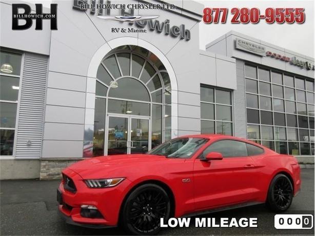 2015 Ford Mustang GT Premium - Air - Tilt - Cruise - $205.19 B/W
