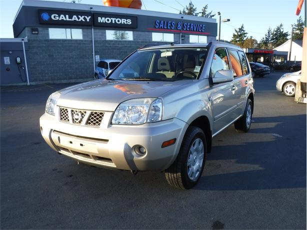 2006 Nissan X-Trail SE - Cruise Control, Fog Lights, CD Player