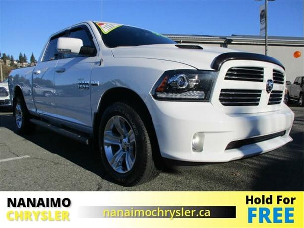 2014 Ram 1500 Sport One Owner No Accidents