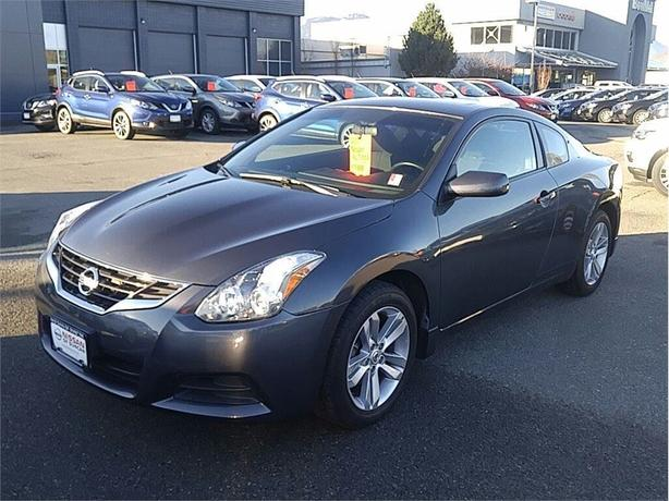 2013 Nissan Altima 2.5 S CERTIFIED PRE OWNED