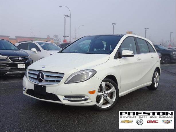 2014 Mercedes-Benz B250 B 250 Sports Tourer