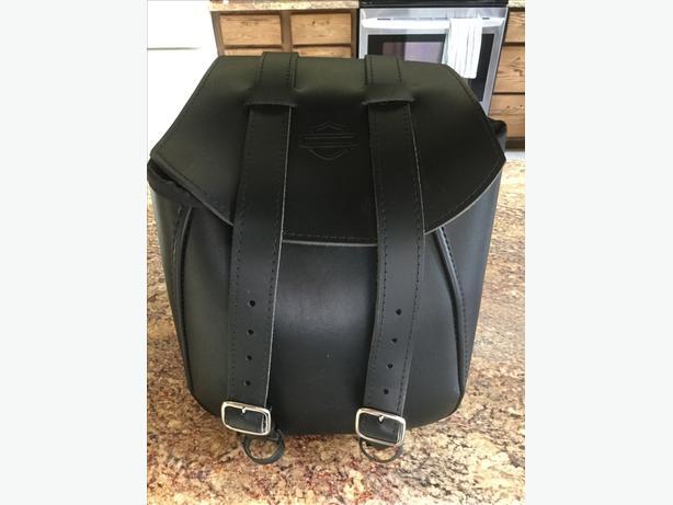 Harley Davidson  Sissy Bar Bag