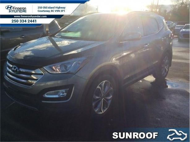 2014 Hyundai Santa Fe Sport 2.0T Limited  Leather, Navigation, Panoramic Sunroof