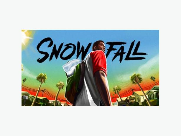 Watch Snowfall Series on Roku