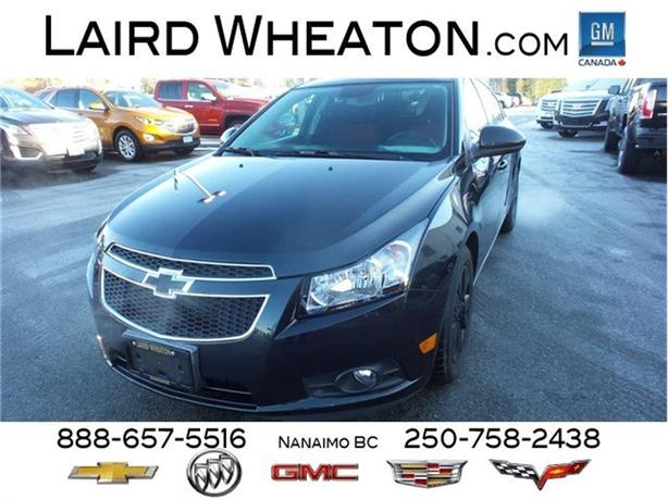 2013 Chevrolet Cruze LT Turbo, Automatic, Low Km's