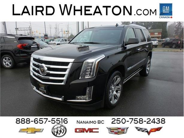 2015 Cadillac Escalade Premium 4x4, Well Equipped