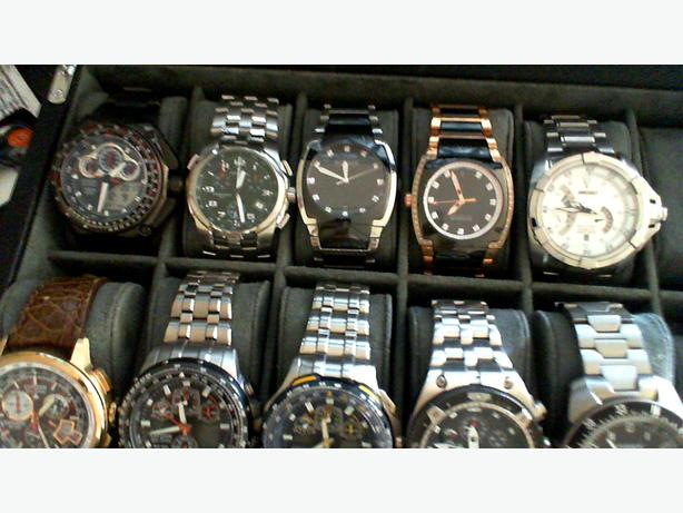 COLLECTABLE DRESS WATCHES COLLECTION