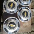 Cougar hubcaps (Collectors Item)