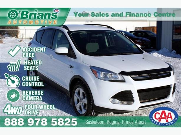 2014 Ford Escape SE - Accident Free! w/4WD