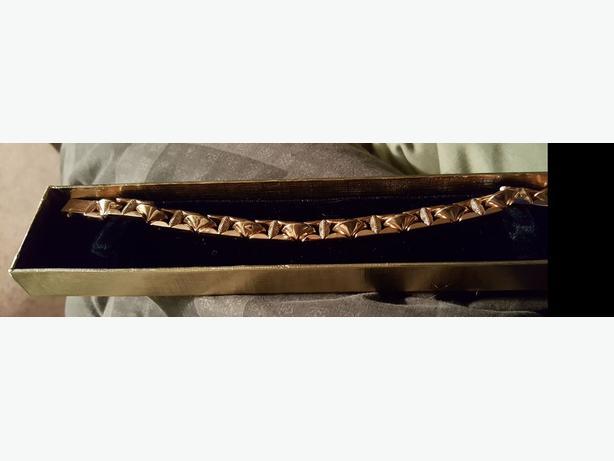 18K Italian Gold Bracelet