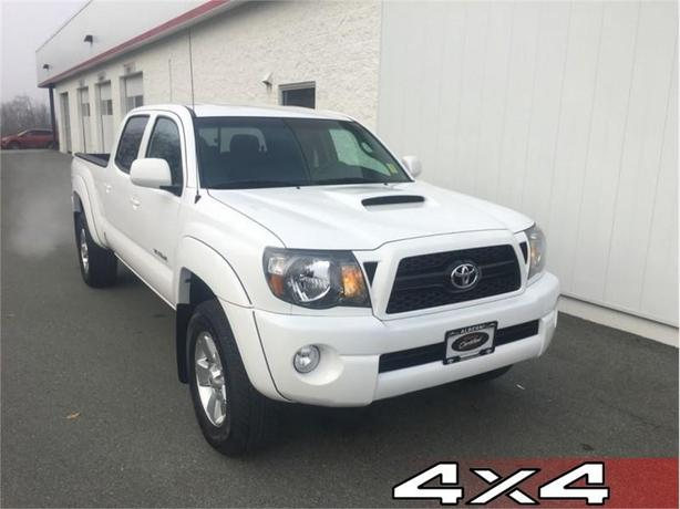 2011 Toyota Tacoma 4x4 Dbl Cab V6 5A   - Certified - TRD Sport