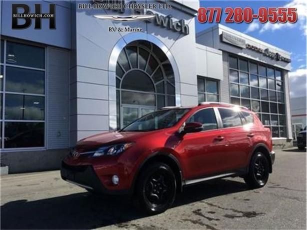 2014 Toyota Rav4 XLE - Sunroof -  Siriusxm - $134.42 B/W
