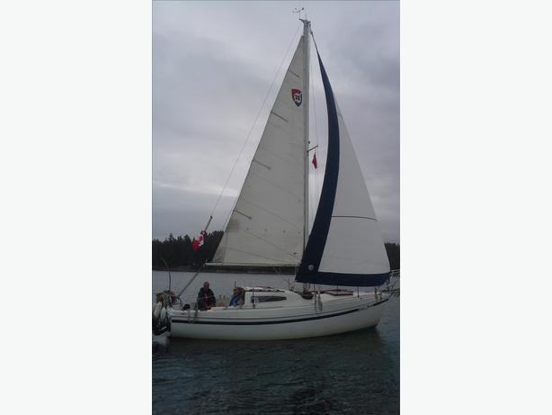 SV Windborne, C25554BC Columbia 26 MkII