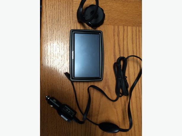 TomTom portable GPS, XXL IQ, Rts