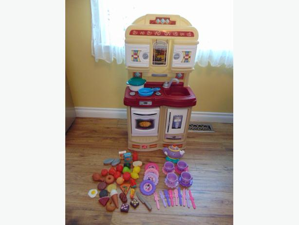 Play Family Kitchen Little Tikes Step 2 58 Pc Loaded With