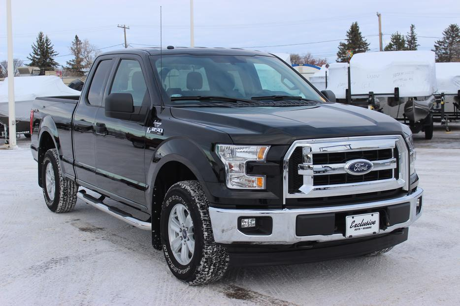 2017 ford f 150 xlt supercab 4x4 outside south for 100 taunton terrace oshawa