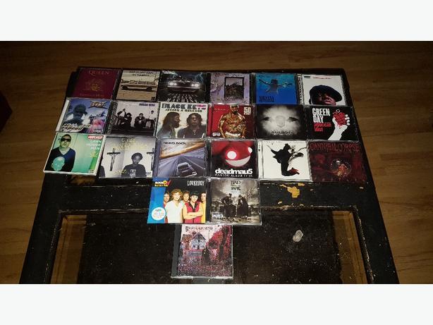 Lots Of CDs