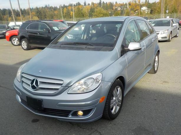 2007 Mercedes-Benz B-Class B200 turbo Hatchback