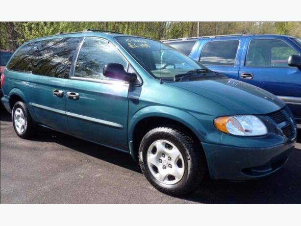 Dodge Caravan 2002 Sport