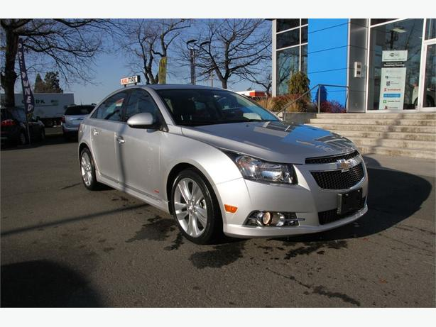 2013 Chevrolet Cruze LT Turbo Wheaton bought & serviced
