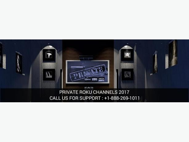 Activate Your Private Channel On Roku