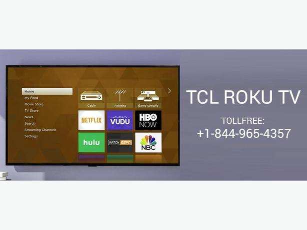 Experience the Streaming In TCL Roku TV