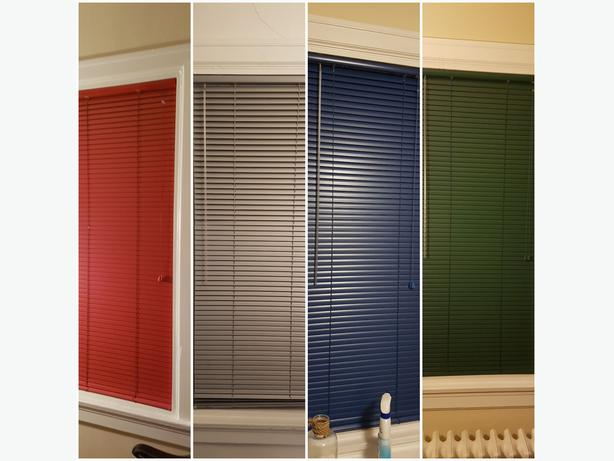 New & Used Budget Blinds