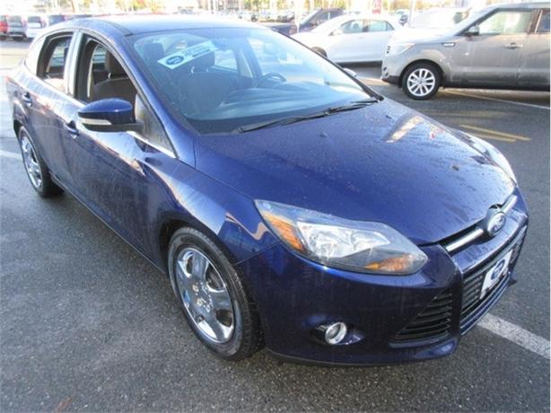 2012 Ford Focus SE Titanium Low Kilometers