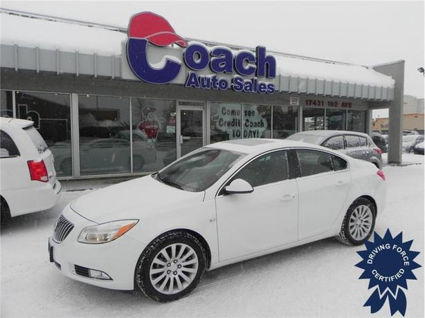 2011 Buick Regal CXL w/1SE