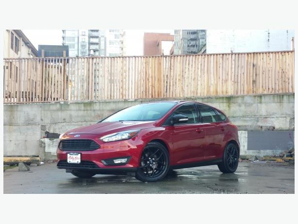 ** 2015 FORD FOCUS - BACK UP CAMERA - 50K - AUTO
