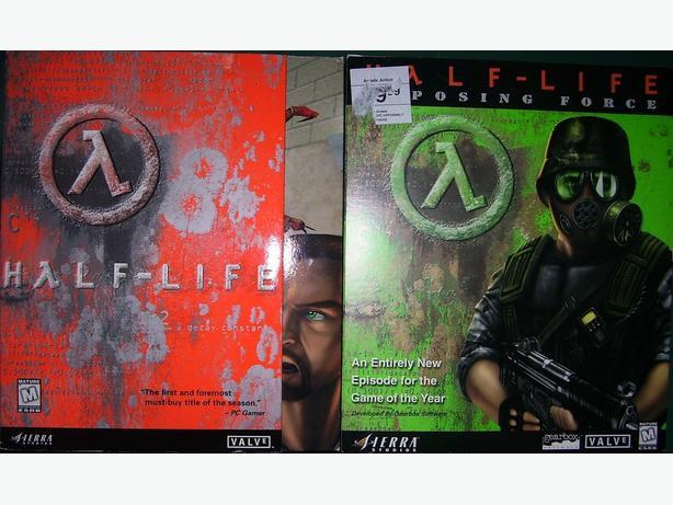 Half-Life Diablo computer games