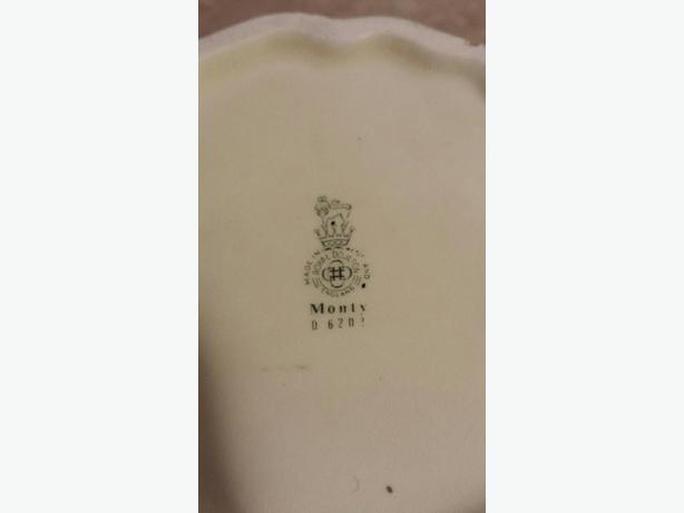 """""""Monty"""" ~ Royal Doulton"""