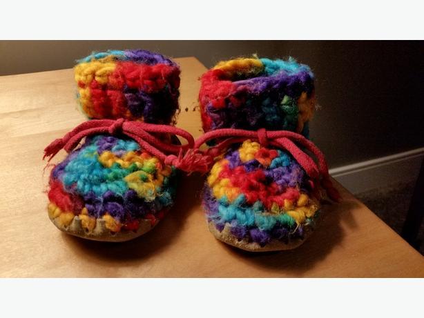 Padraig Baby slipper shoes