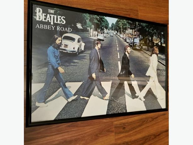 famous original Beatles print for sale