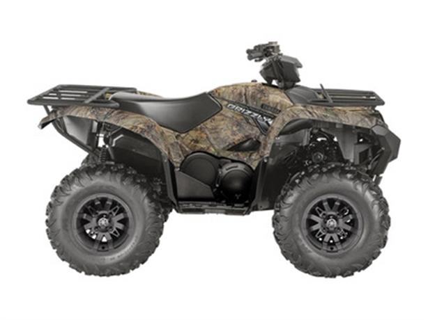 2018 Yamaha Grizzly EPS Realtree® Xtra™ Camouflage (aluminum mag wheels)