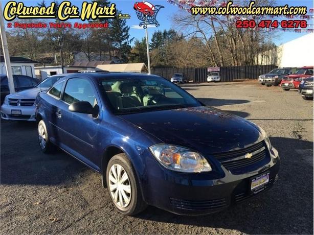 2010 Chevrolet Cobalt LS Coupe  - 15-Inch Wheels