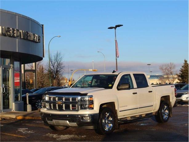 2015 Chevrolet Silverado 1500 1LZ