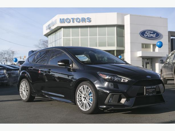 2016 Ford Focus Rs Hatchback Awd Victoria City Victoria